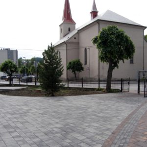 Tvrdošín - kostol
